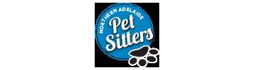 Northern Adelaide Pet Sitters - pet sitter logo.