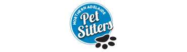 Northern Adelaide Pet Sitters - pet sitter logo.