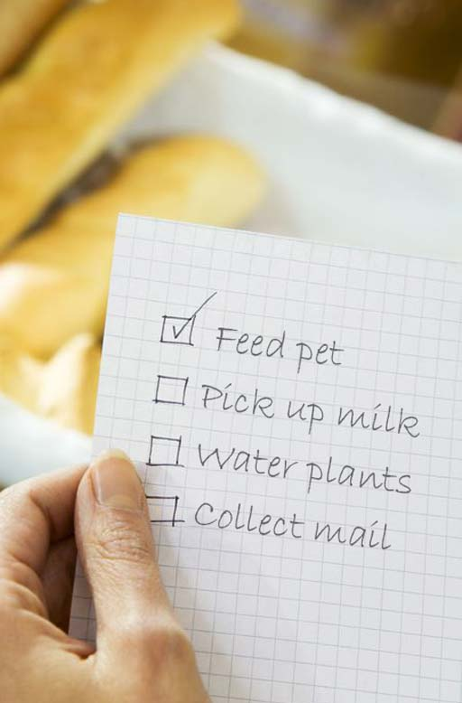northern adelaide pet sitters check list pic northern adelaide pet